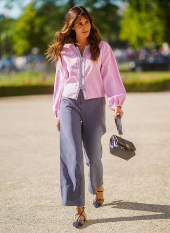 Фото №8 - Как выбрать идеальные брюки по типу фигуры