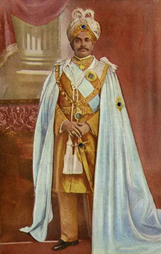 Фото №3 - Сокровища индийских князей: как выглядят самые роскошные украшения махараджей