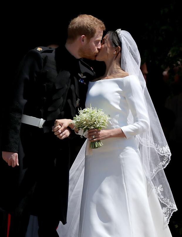 Фото №5 - Вспомнить все: 30 фактов о свадьбе Меган Маркл и принца Гарри, которые вы могли не знать или забыли