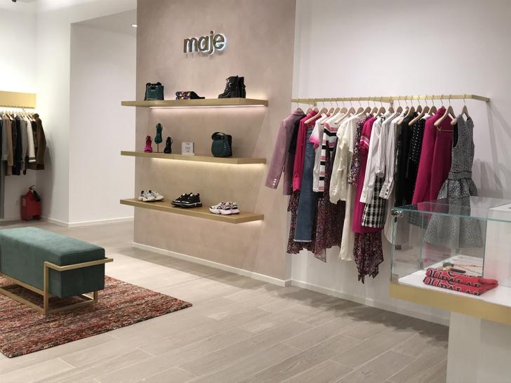 Фото №1 - Бренд Maje открыл первый бутик в Санкт-Петербурге