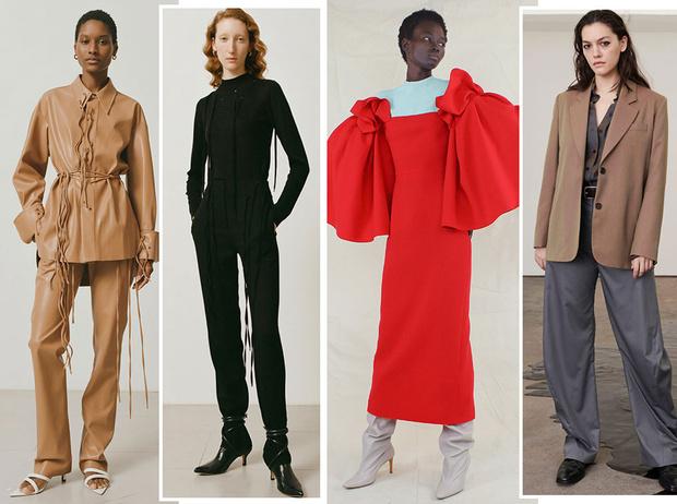 Фото №1 - Тренды осени и зимы 2021/22 с Недели моды в Лондоне