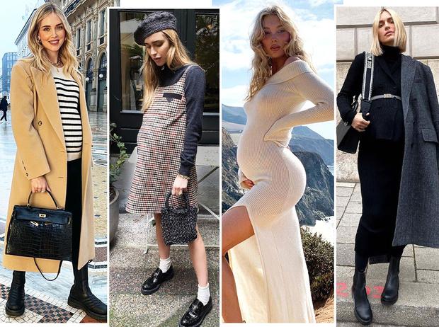 Фото №1 - Как одеваться стильно во время беременности: 9 советов для будущих мам