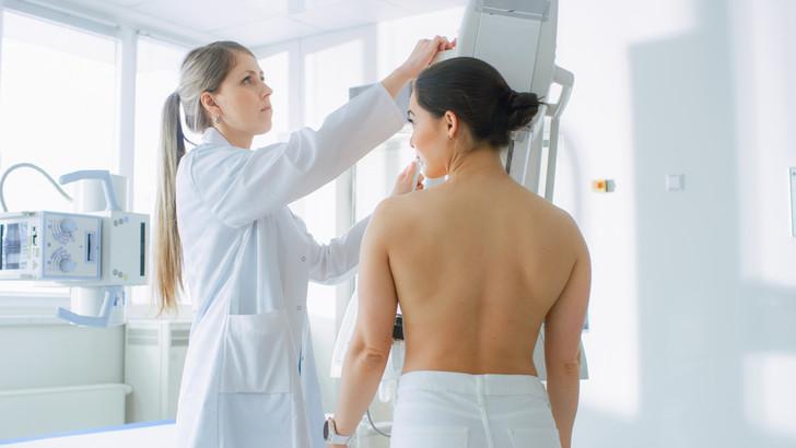 Как обнаружить рак груди