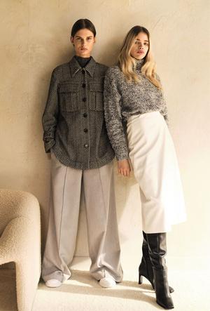 Фото №8 - Простой крой и универсальная палитра: как собрать гардероб в скандинавском стиле