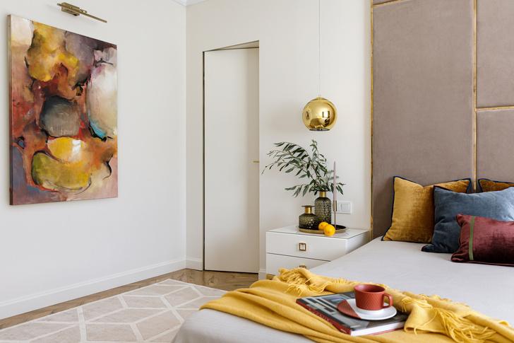Фото №1 - Желтый цвет в интерьере: советы и приемы