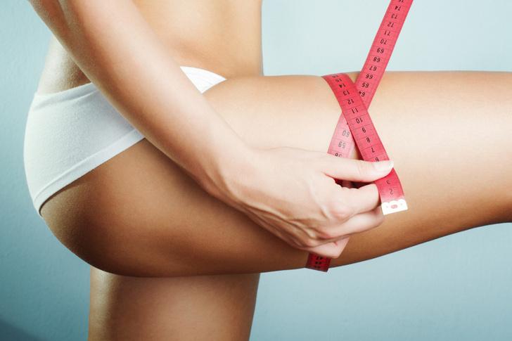 Фото №1 - Как похудеть в ногах и бедрах: тысяча и один совет для тех, кто любит носить мини