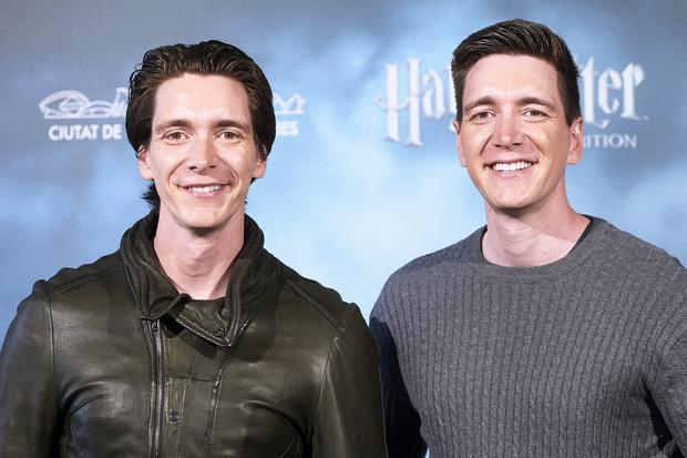Братья близнецы Фред и Джордж Уизли из Гарри Поттера, актеры Оливер и Джеймс Фелпс, тогда и сейчас, как выглядят, биография, личная жизнь