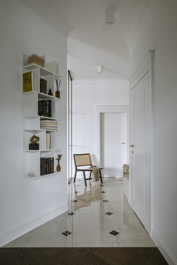Фото №10 - Квартира с парижской атмосферой в Варшаве