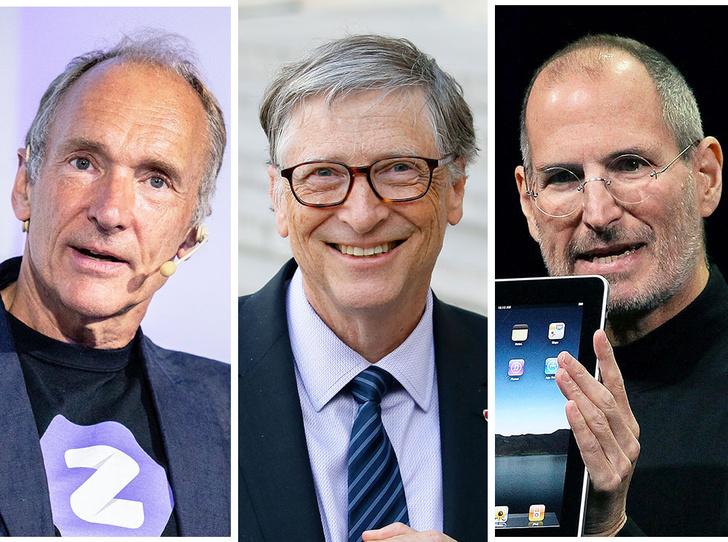 Фото №1 - Меняя мир: IT-гении, чей пример вдохновит вас двигаться вперед