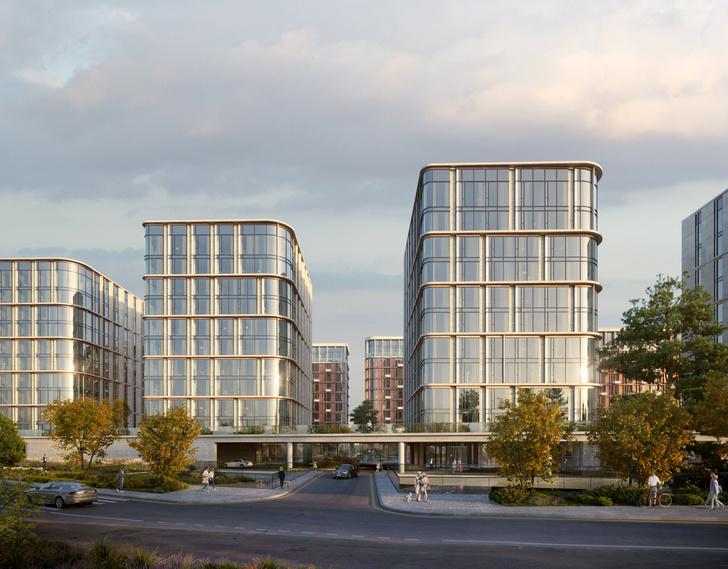 Фото №4 - Топ-5 новых дизайнерских жилых комплексов Москвы