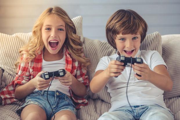 Фото №1 - Топ-5 детских видеоигр, чтобы учить английский