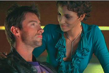 Хэлли Берри (Halle Berry) в фильме «Люди Икс» (X-Men, 2000 год)