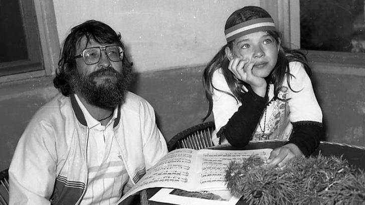 Олег и Полина Осетинские