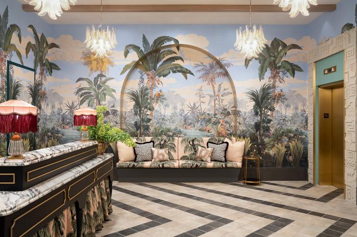 Фото №8 - The Goodtime Hotel: атмосферный отель в Майами по дизайну Кена Фалка