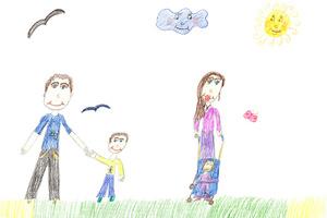 Фото №5 - Тайный смысл детских рисунков