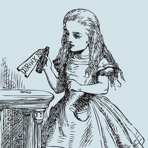 Фото №6 - Тест-рулетка: Какая цитата из «Алисы в Стране Чудес» опишет твой 2021 год?