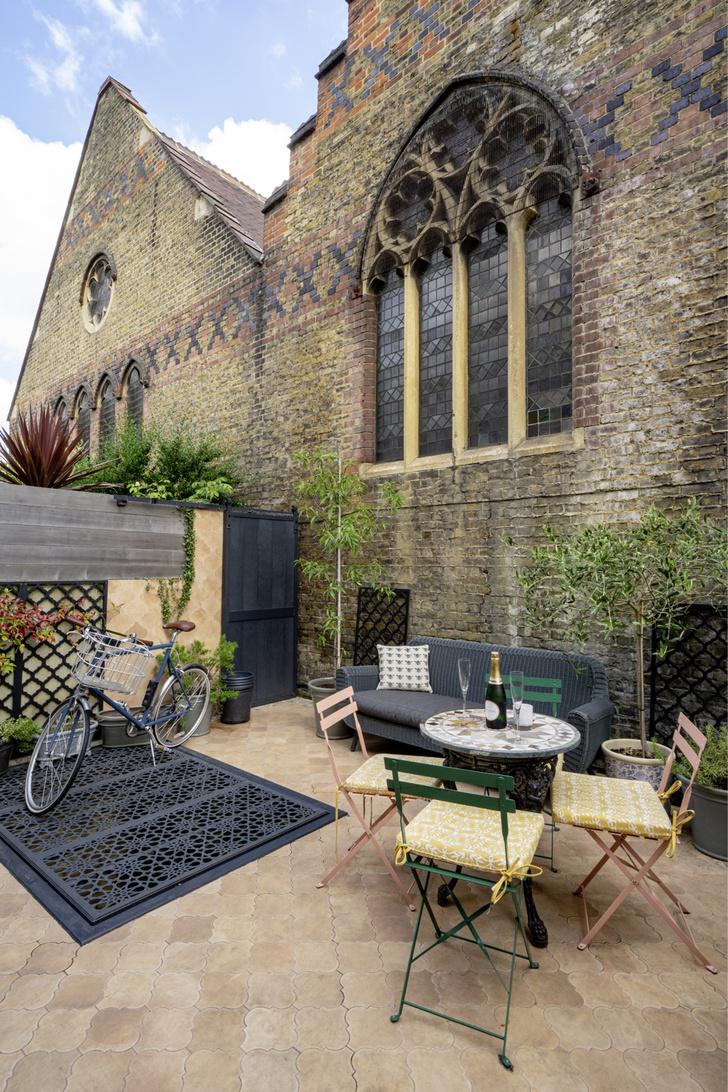 Фото №5 - Другая сторона: дом Джоанны Викери в Лондоне