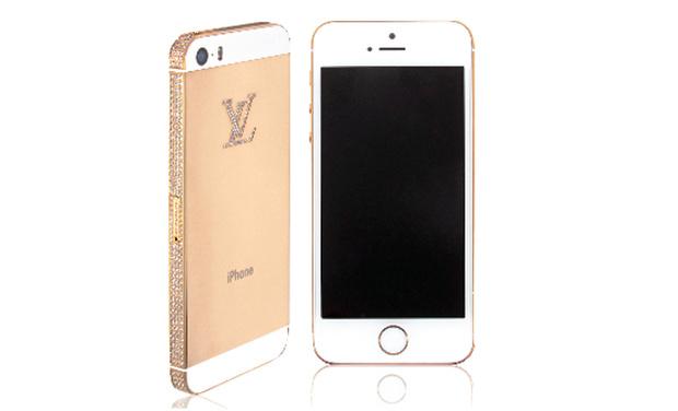 В России продают iPhone из настоящего золота