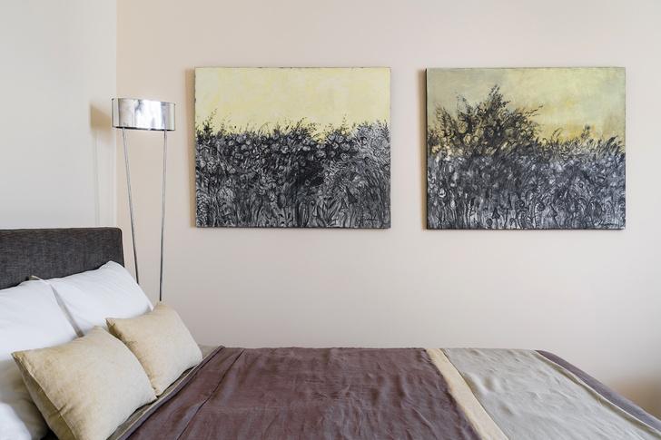 Фото №9 - Квартира с современным искусством в Москве