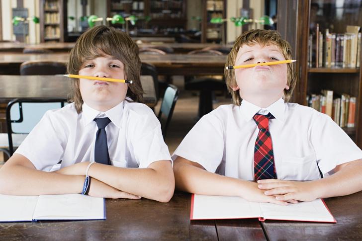Фото №4 - 10 хитрых вопросов ребенку, чтобы он рассказал, как дела в школе