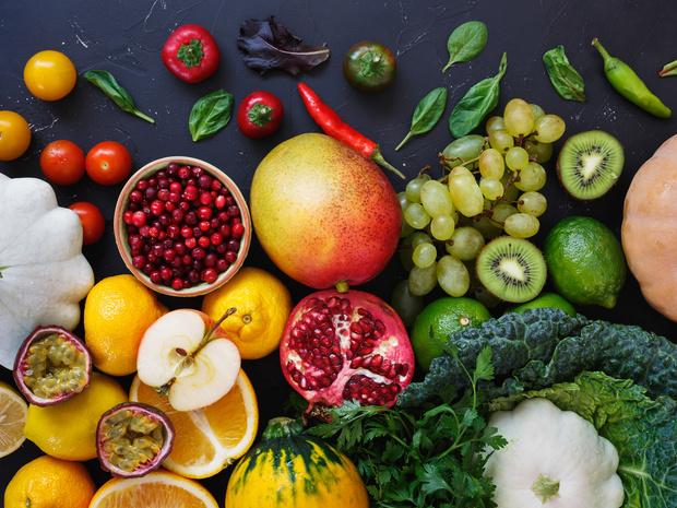 Фото №1 - Прощай, авитаминоз: самые полезные овощи и фрукты марта