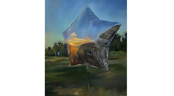 Открытие персональной выставки Константина Фёдорова Salty Wind