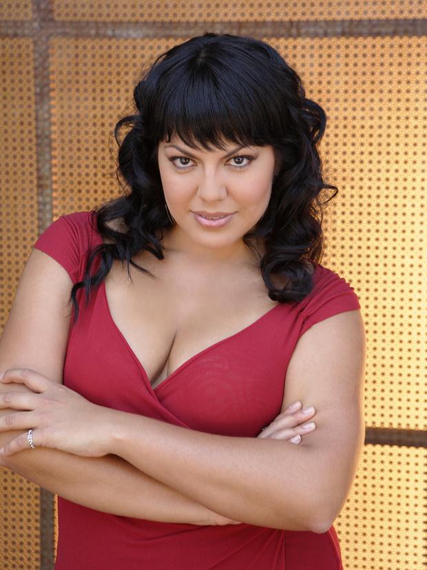Фото №1 - Новая героиня «Секса в большом городе»— актриса Сара Рамирес: избранные фото и видео