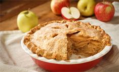 Яблочный пирог: вкуснее, чем шарлотка