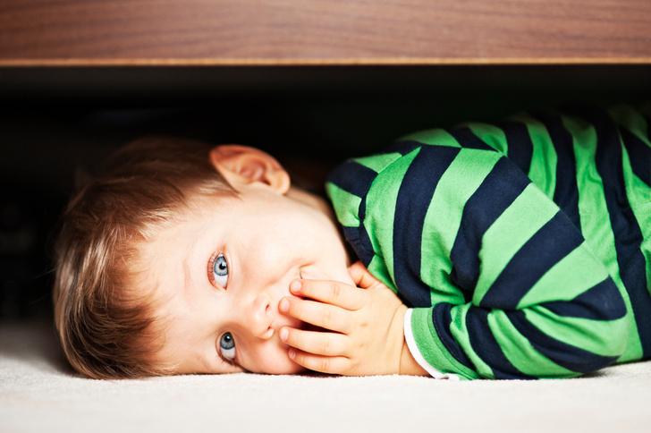 Фото №3 - Больше, чем забава: зачем играть с ребенком в «Ку-ку»