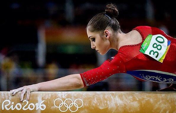Фото №1 - «Золотая» Мустафина: «Все, что я сделала на Олимпиаде, – для России!»