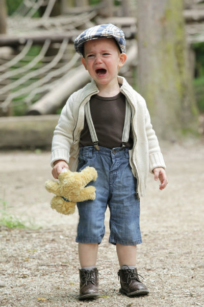 Фото №3 - Особо капризен: 7 известных психологов о детских истериках