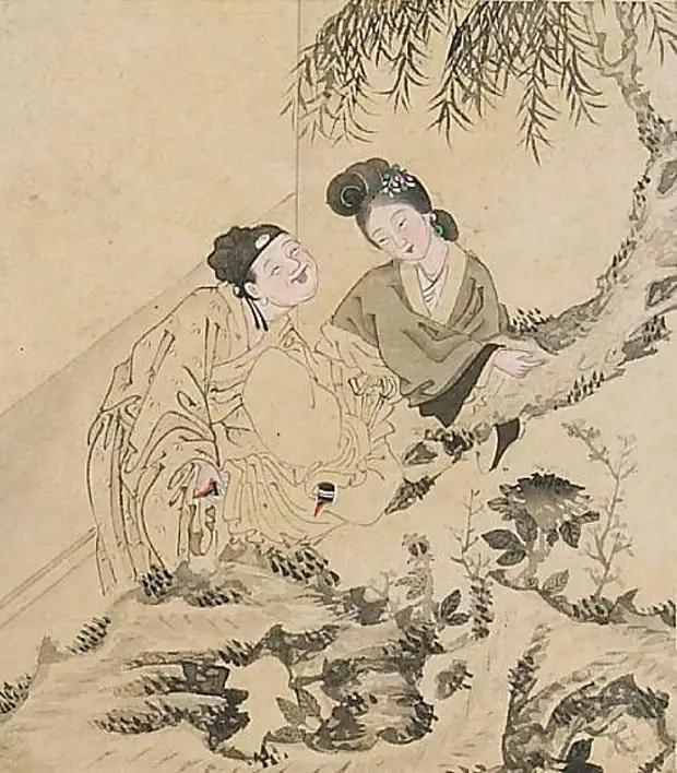 Фото №4 - Удивительные сексуальные обычаи Древнего Китая