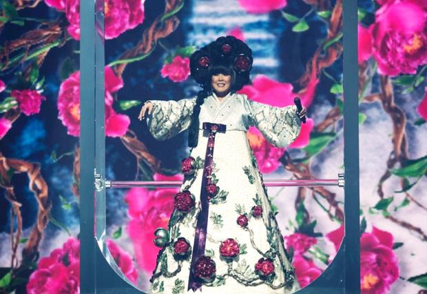 Анита Цой в шоу «10/20»