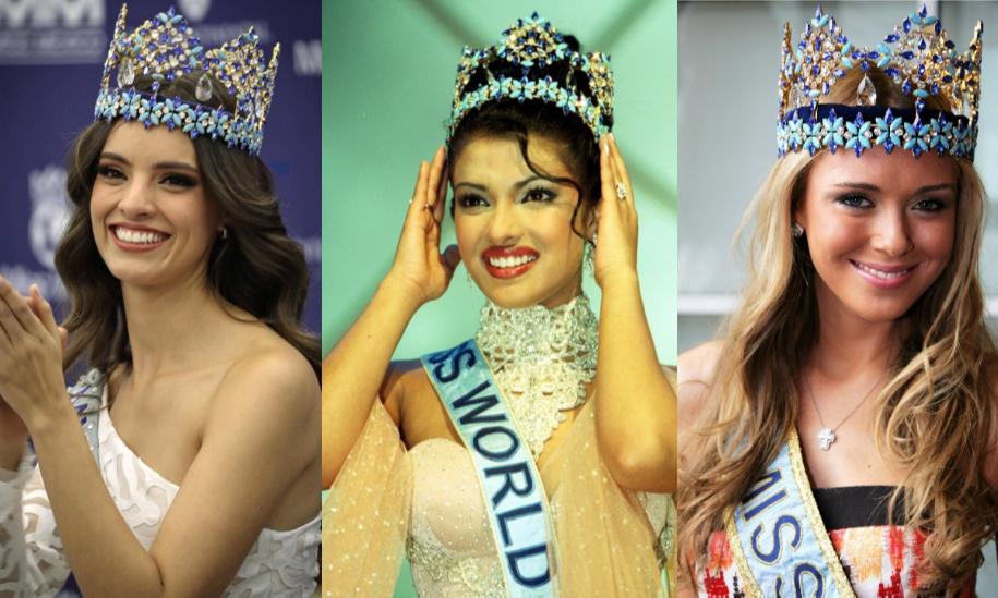 Самые яркие победительницы «Мисс Мира» за всю историю конкурса: фото