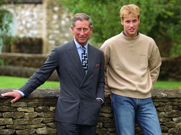 Фото №2 - Семейные узы: как Кейт помогла Уильяму наладить отношения с отцом