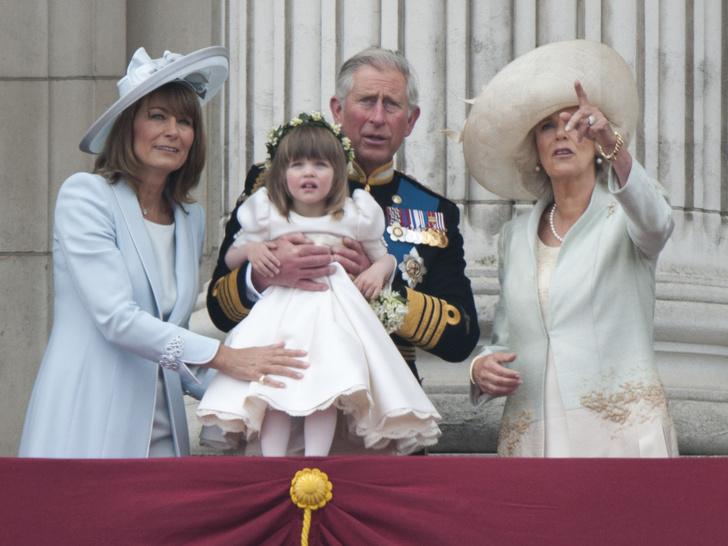 Фото №3 - Самая трогательная деталь свадьбы Уильяма и Кейт, на которую мало кто обратил внимание