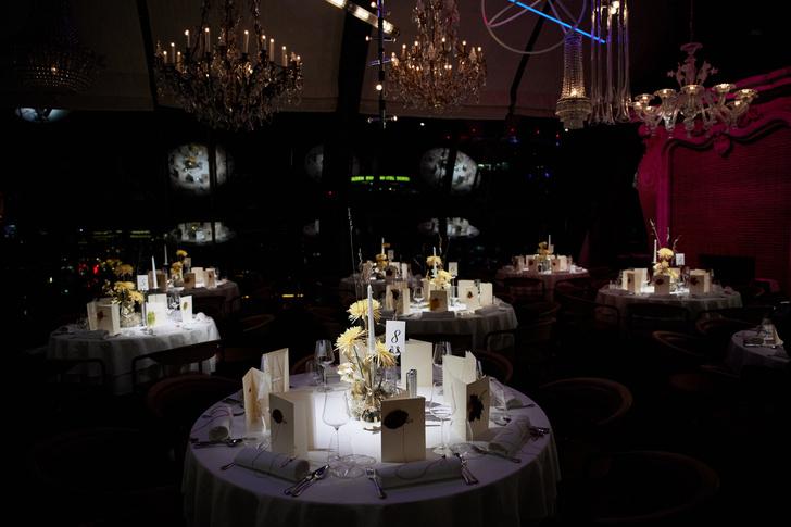 Фото №1 - Как прошел ужин в честь юбилея ресторана White Rabbit