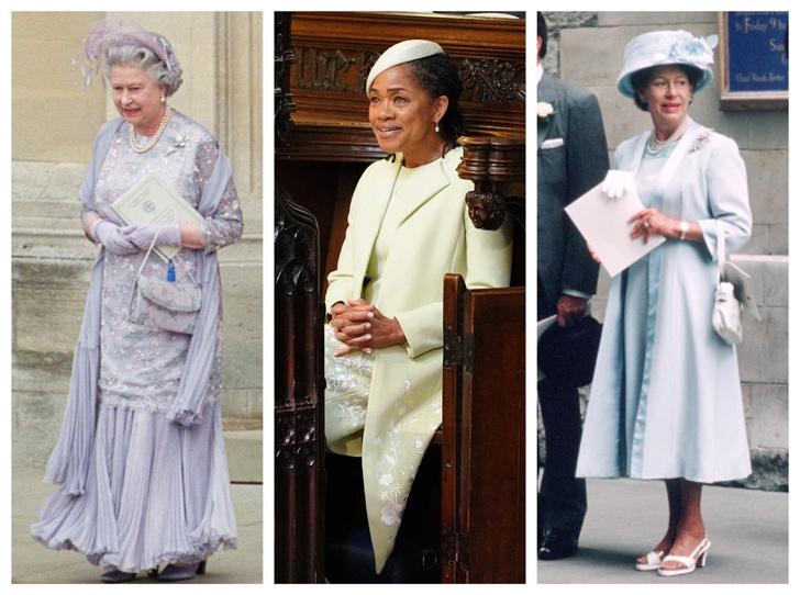 Фото №1 - Гордость женихов и невест: самые стильные мамы на королевских свадьбах