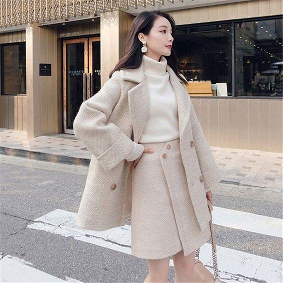 Фото №5 - Тренды 2021: что носить с пальто, чтобы поразить всех этой весной