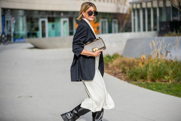 Платья для зимы: тренды, где купить, фото
