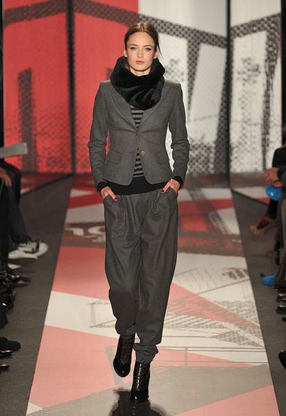 Фото №15 - Показ Marc Jacobs шокировал Неделю Моды