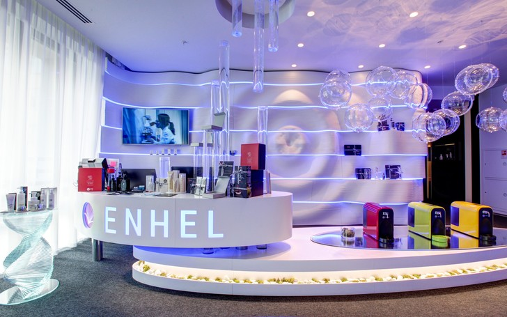 Фото №2 - Enhel Wellness Spa Dome: пространство гармонии, красоты и долголетия