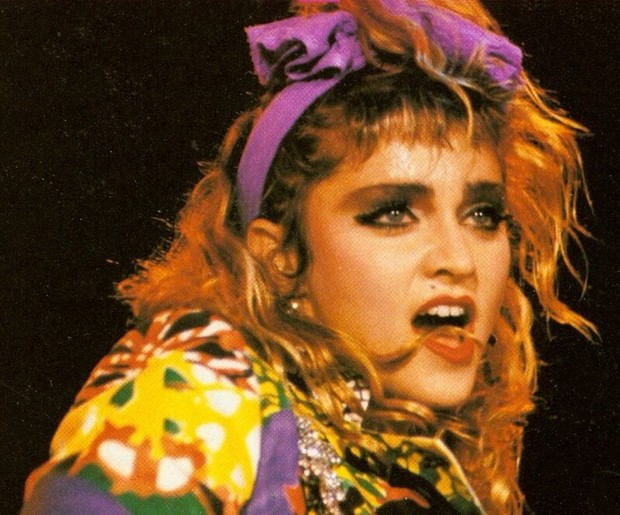 Мадонна в 90-е фото в молодости