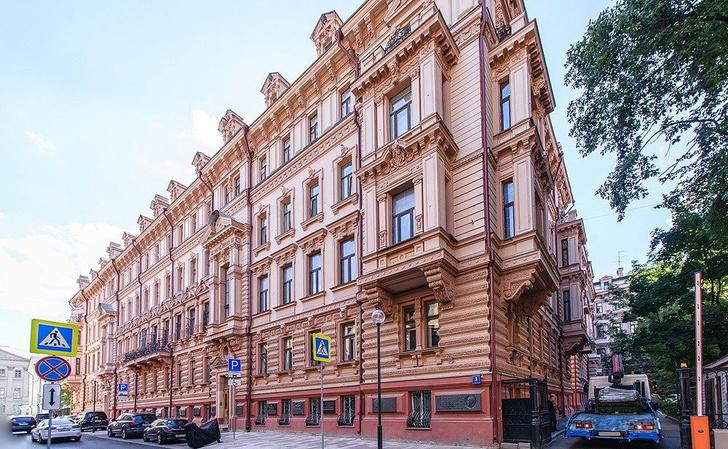 Дом Никиты Хрущева