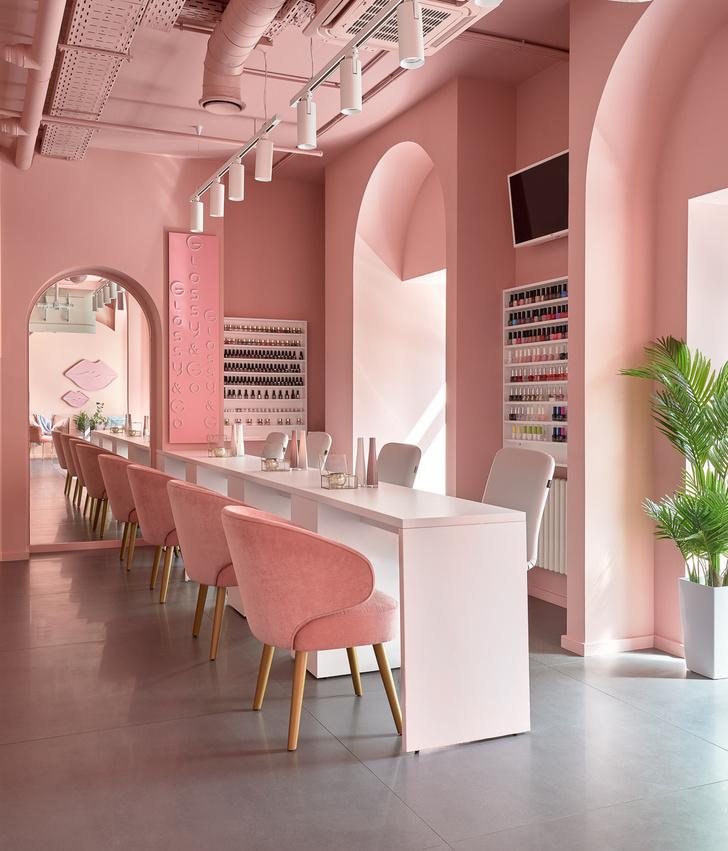 Фото №6 - Салон красоты Glossy & Go в Москве