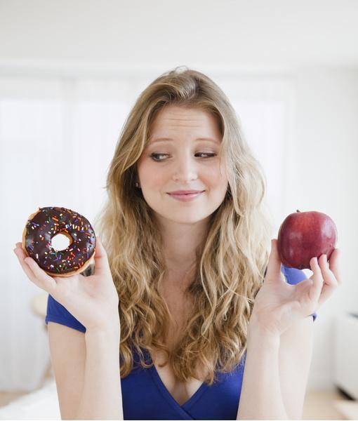 Фото №1 - Сладости при диете: позволить себе лишнее!