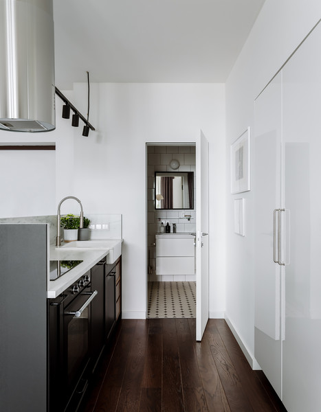 Фото №8 - Уютная квартира 35,7 м² в скандинавском стиле