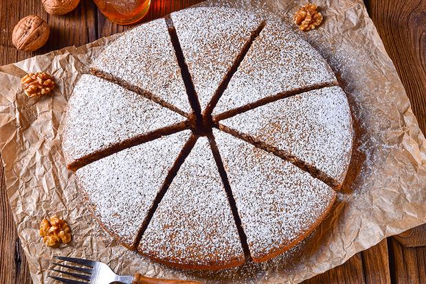 Медовый пирог рецепт, как приготовить