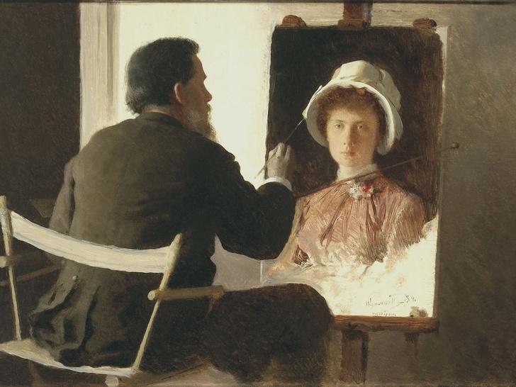 Фото №3 - Самый загадочный портрет русской живописи: кем была девушка с картины «Неизвестная»