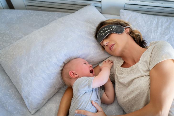 Фото №3 - Звуки, которые младенец издает в сне: как отличить нормальные от тревожных